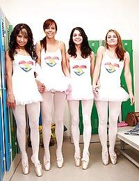 Vanessa, Mellie, Priscilla & Nina